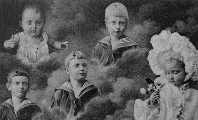 famille royale de Saxe.