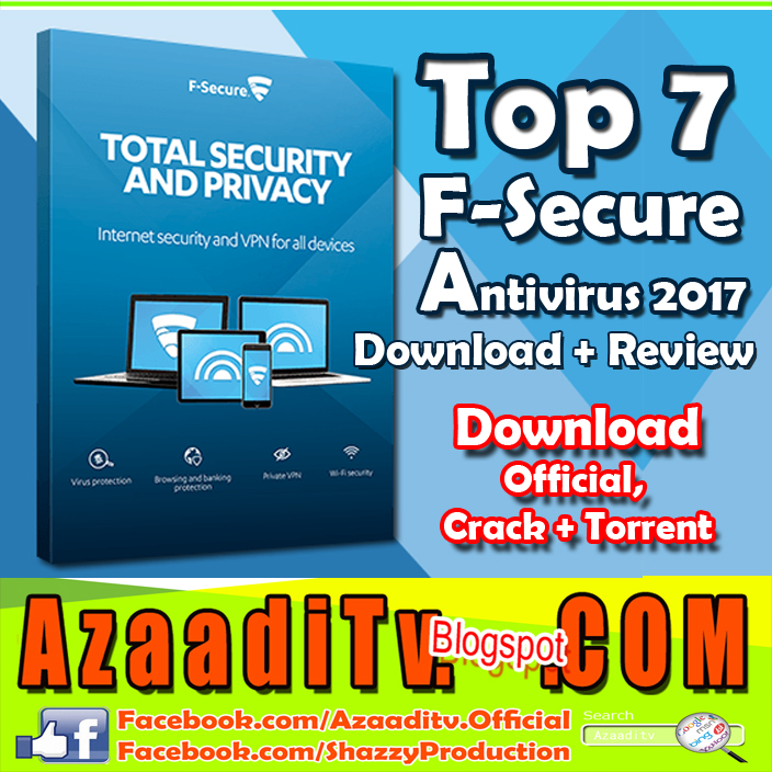 Buy f-secure download antivirus & security software in.