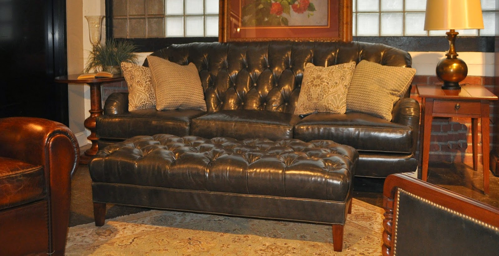 Stickley Furniture Leather Sofas Power Reclining Sofa Fabric Traditions