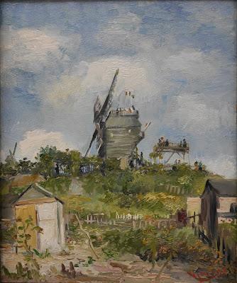 van Gogh, Młyn Galette