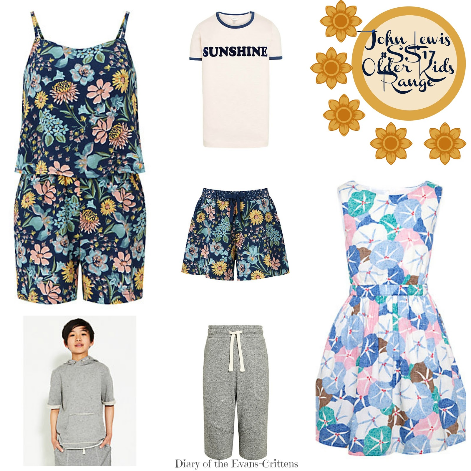 , Style:  The #SS17 John Lewis Collection for Teens & Older Boys & Girls