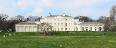 The south front, Kenwood (2019)