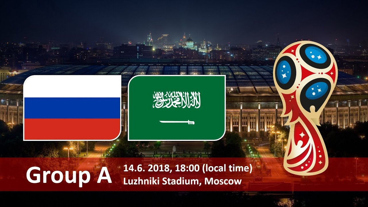 Russia vs Saudi Arabia Live in India World Cup 2018 - Telecast, Preview, TV Channel Info