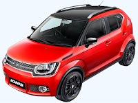 Harga Suzuki Ignis 2017, Mobil Crossover Murah tapi Mewah
