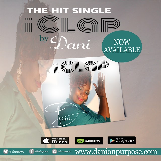 """""""iClap"""" By Dani - An Upbeat Rhythm Song That Inspire One To Clap, Praise, And Celebrate The Victory Through Christ!"""