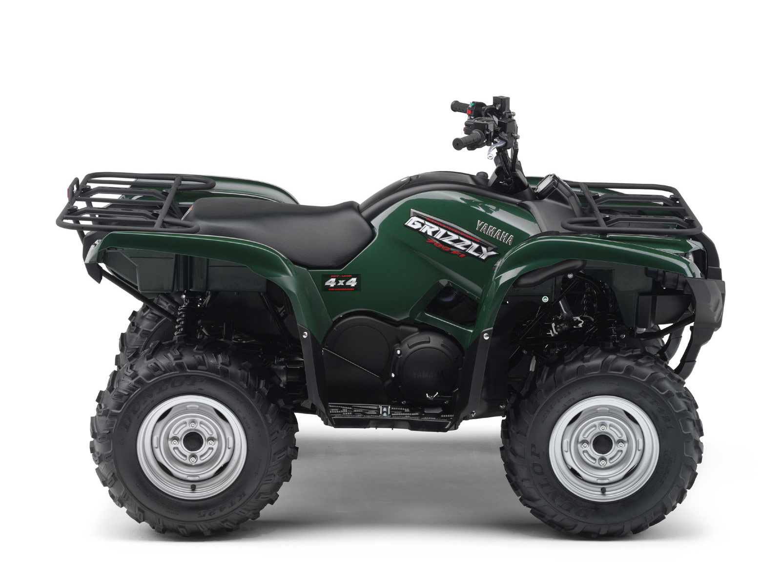 2009 grizzly 700fi yamaha atv pictures specs. Black Bedroom Furniture Sets. Home Design Ideas