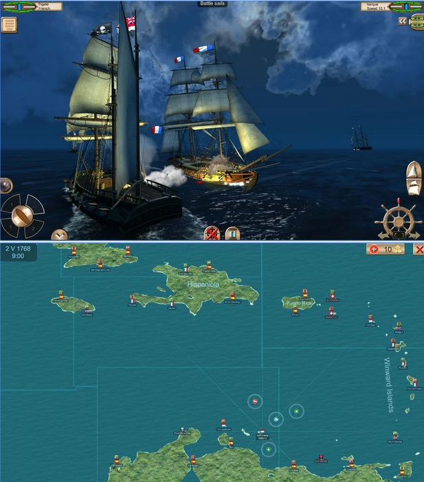 The Pirate Caribbean Hunt MOD APK Unlimited Gold