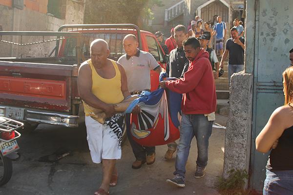 Otro suicidio en Vargas, por la situación del país