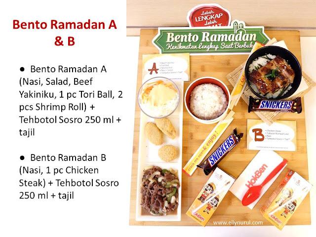 bento ramadan a dan b