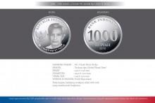 uang baru nkri pecahan 1000 logam