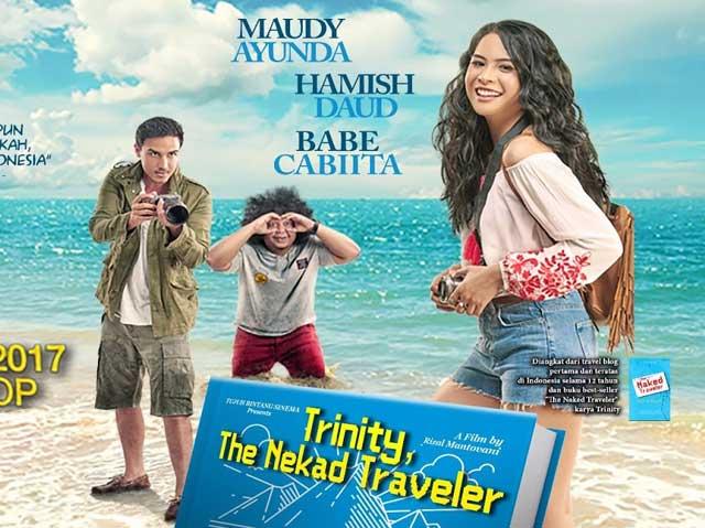 Puisi di Film Trinity The Nekad Traveller