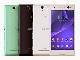 Spesifikasi Handphone SONY Xperia C3 Dual