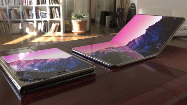 Smartphone màn hình gập đang được Samsung hoàn thiện bước cuối cùng