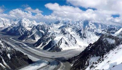 Anomali Karakoram Menentang Perubahan Iklim
