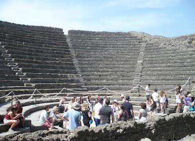 Teatro piccolo Pompei
