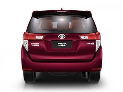 2017 Toyota new Innova Crysta Touring Sport