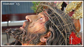 Resultado de imagen de Cristo de la Sed jerez besapie