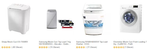 harga mesin cuci 2 tabung, harga mesin cuci 1 tabung,