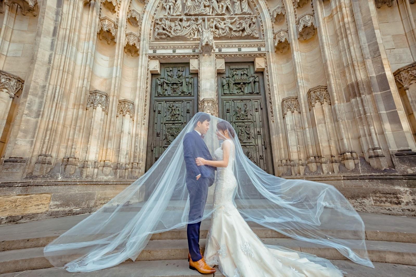 布拉格PRAGUE婚紗