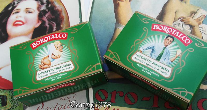Conosciuto Un'estate dal profumo vintage con Borotalco RU72