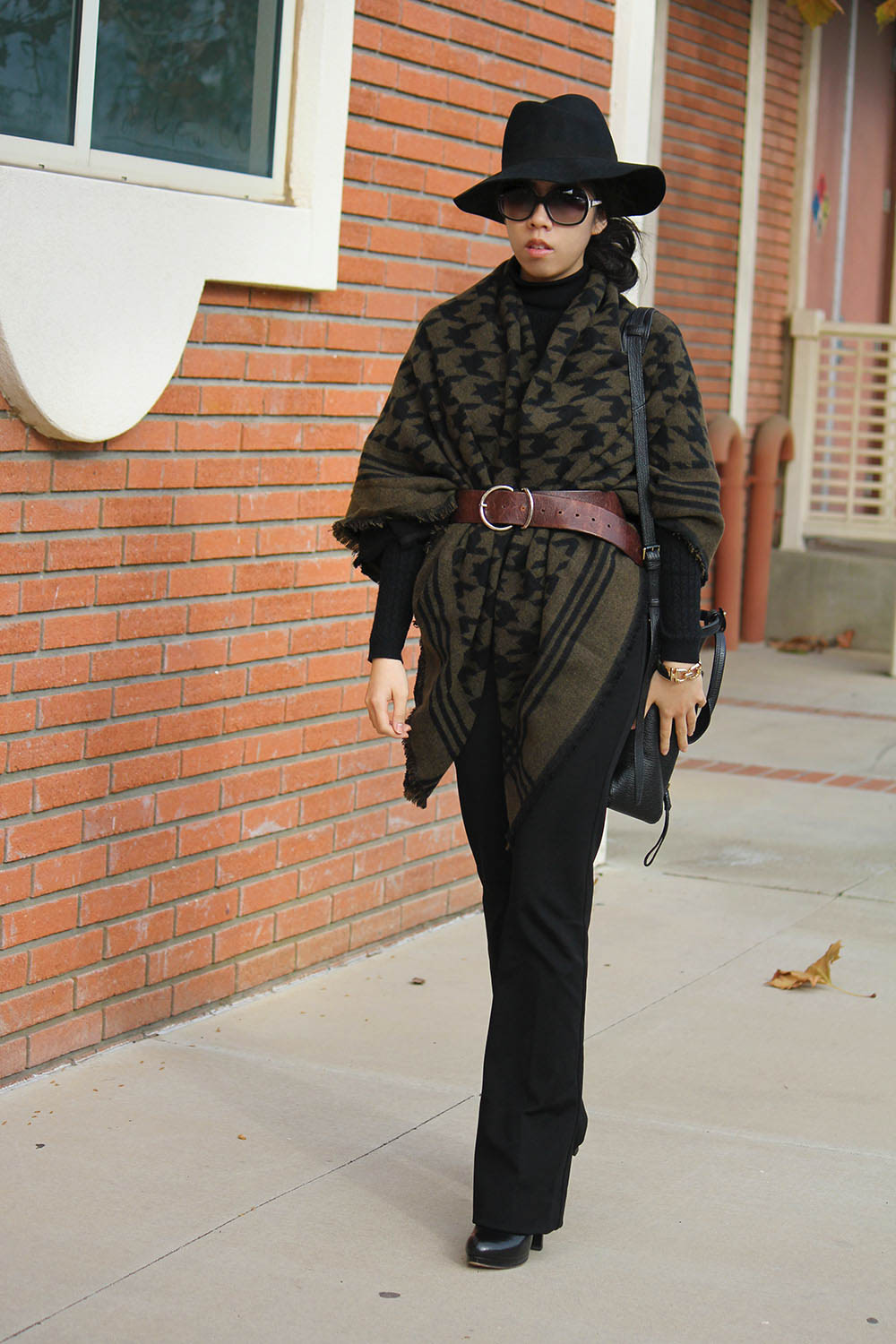 Adrienne Nguyen_How to wear an all black outfit_Invictus_Pharmacy Student