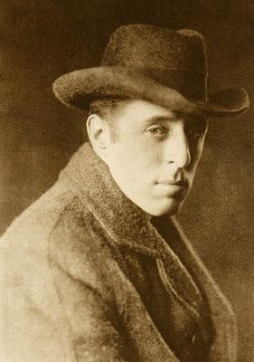 Πορτραίτο του αμερικανού σκηνοθέτη Ντέιβιντ Γκρίφιθ / D.W. Griffith film director portrait