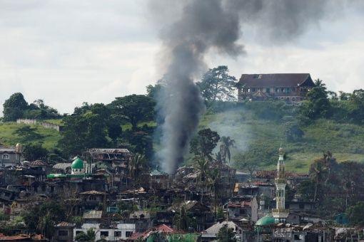 EE.UU. planea atacar grupo terrorista en Filipinas