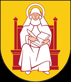 Manuscrit d'une vestale  Vadstena_kommunvapen_-_Riksarkivet_Sverige