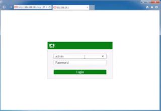 fortigate firewall web interface