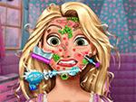 لعبة طبيبة التجميل