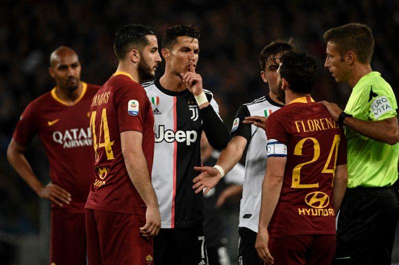 مشاهدة مباراة يوفنتوس وروما بث مباشر اليوم 12-1-2020 في الدوري الايطالي