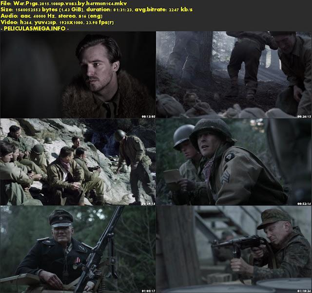 Descargar War Pigs Subtitulado por MEGA.