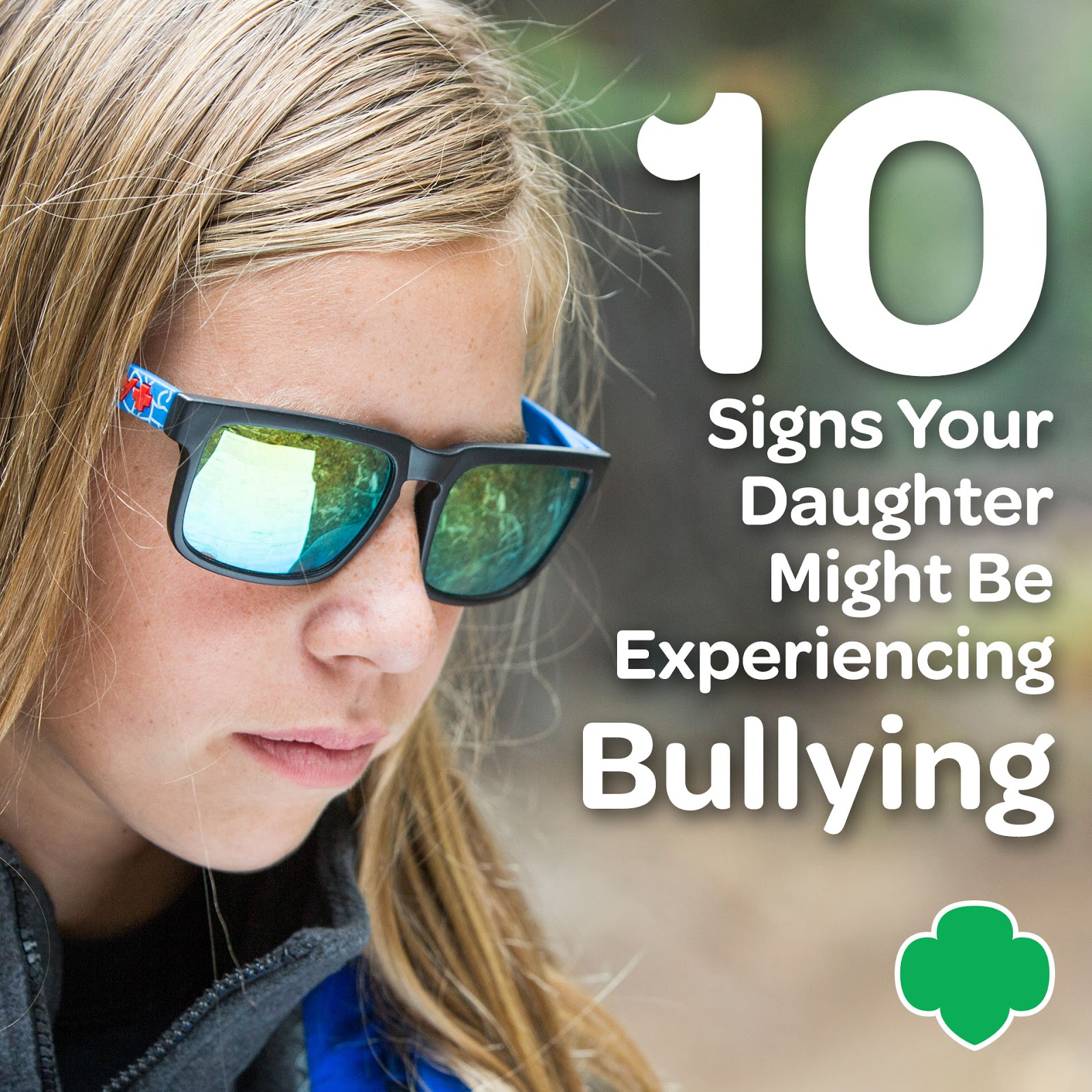 Suspect the girl in your life might be dealing with a bully? It might be  something she said offhandedly or just your sense that something is  different—and ...