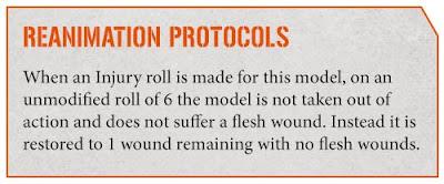 Protocolos Reanimación Kill Team