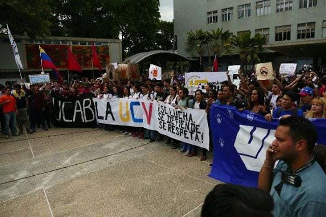Universidades venezolanas irán a paro de 48 horas por salarios insuficientes