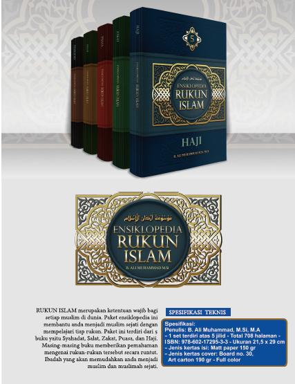 Jual Buku Ensiklopedia Rukun Islam