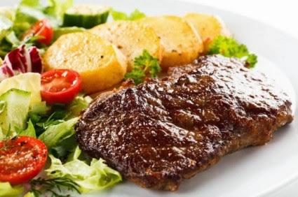 Resep steak Tenderloin BBQ Praktis  Kumpulan Resep Masakan Enak