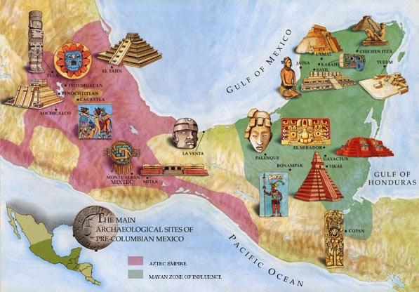 Map Of America Before Columbus.Far Future Horizons America Before Columbus