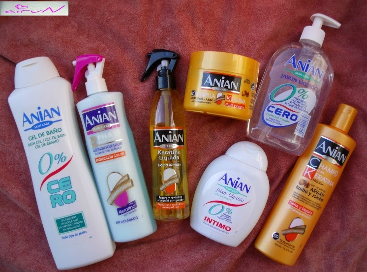 productos anian