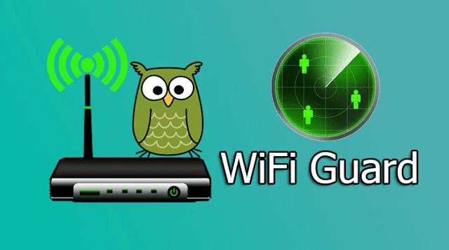 تحميل برنامج WiFi Guard لحماية شبكة الواى فاى