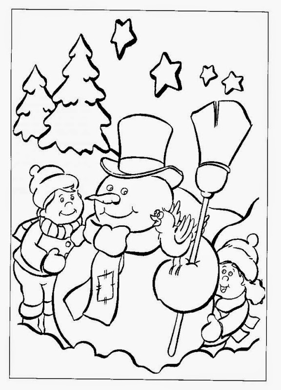 FREE CHRISTMAS COLORING PAGES  Coloringpages321