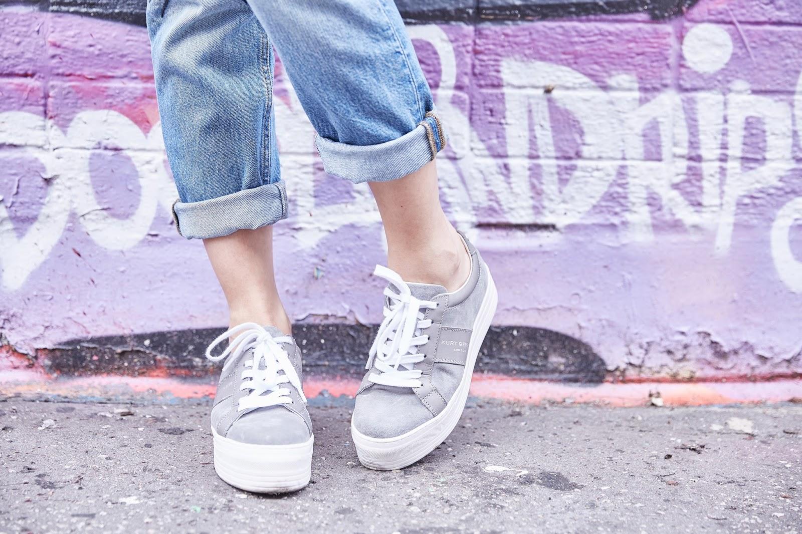 Ladbrook platform shoes from Kurt Geiger