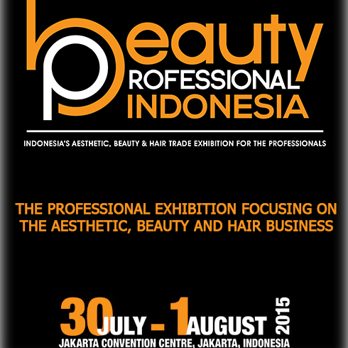 Beauty Professional Indonesia 2015