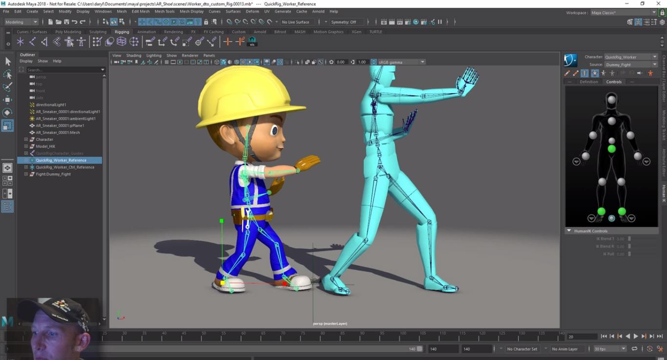 Animation Retargeting animation retargeting in maya | cg tutorial