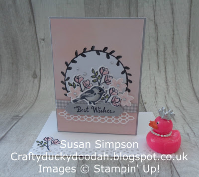 Stampin' Up! UK Independent  Demonstrator Susan Simpson, Craftyduckydoodah!, Petal Palette Memories & More, Supplies available 24/7 from my online store, 2015 Catalogue Launch,