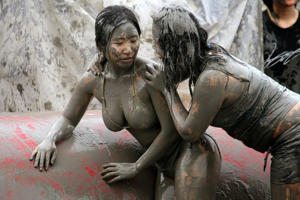 The Boryeong Mud Festival of Korea 2013