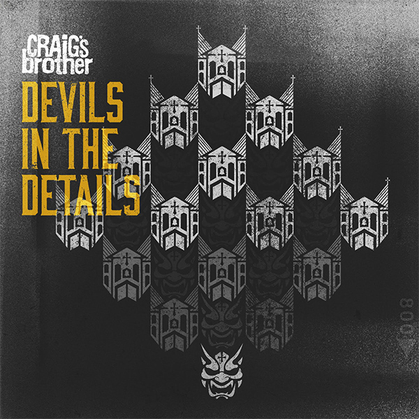 """Craigs's Brother announce new EP """"Devils In The Details"""""""