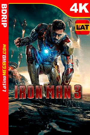 Iron Man 3 (2013) Latino Ultra HD 4K BDRIP 2160P ()