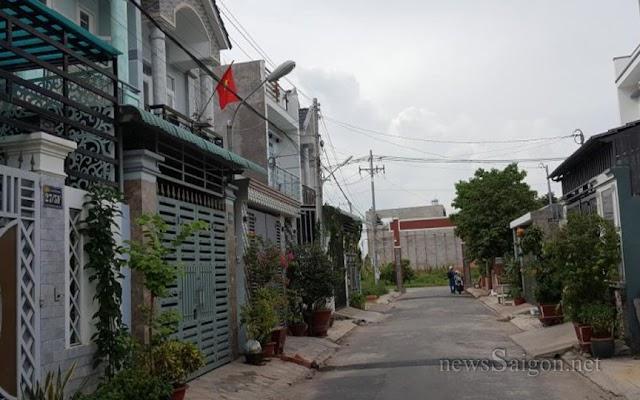 Cần tiền bán gấp căn nhà gần đường Trần văn Mười - Hóc môn