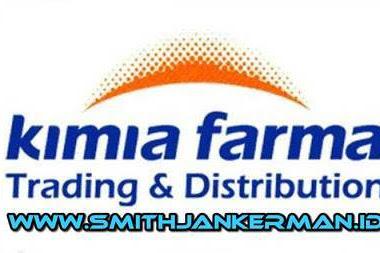 Lowongan PT. Kimia Farma Trading & Distribution Pekanbaru Maret 2018